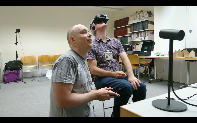 VR workshops